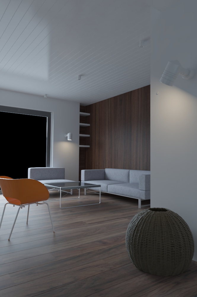 CGTalk | How to sample arch vis scenes in vray - a walkthrough